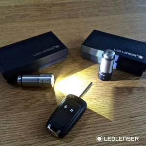 LED Lenser Automotive Black (80 Lumens) - Thomas Tools
