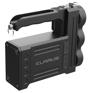 Klarus RS80GT Rechargeable Flashlight (10000 Lumens) - Thomas Tools