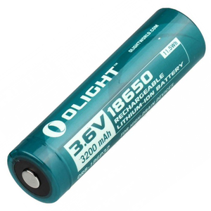 Olight Battery 18650 Lithium-Ion 3200mAh Battery