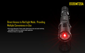 Nitecore MT20A LED Flashlight (360 Lumens)