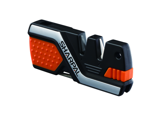 Sharpal 6-In-1 Knife Sharpener & Survival Tool
