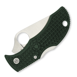 Spyderco MGREP Manbug FRN British Racing Green