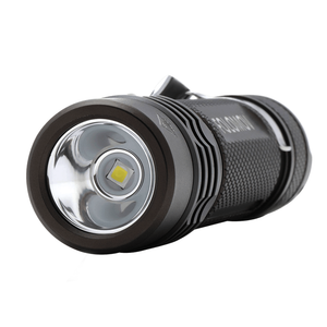 Folomov 18650S Rechargeable Flashlight (Metal Gray) (960 Lumens) - Thomas Tools
