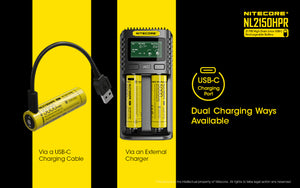 Nitecore Battery 21700 NL2150HPR