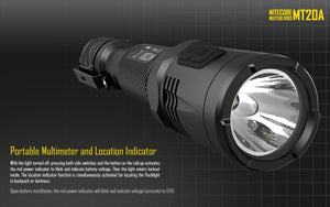 Nitecore MT20A LED Flashlight (360 Lumens) - Thomas Tools