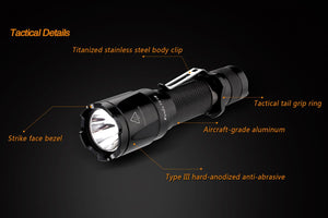 Fenix TK16 Flashlight (1000 Lumens) - Thomas Tools