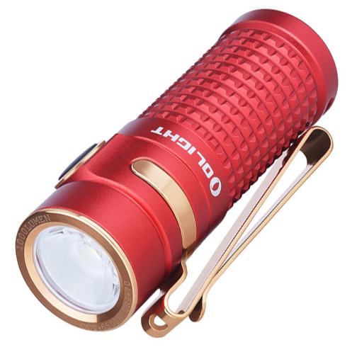 Olight S1R Baton II Red Limited Edition (1000 Lumens)