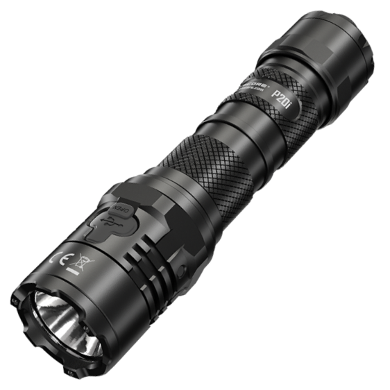 Nitecore P20i Rechargeable LED Flashlight (1800 Lumens)