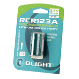 Olight Battery RCR123 650mAh