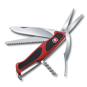 Victorinox Ranger Grip 71 Gardener Multitool (Red/Black) - Thomas Tools