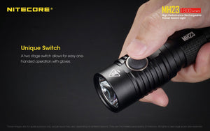 Nitecore MH23 LED Flashlight (1800 Lumens)