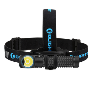 Olight Perun Kit Rechargeable Headlamp (Black) (2000 Lumens)