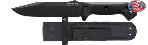 Ka-Bar Becker BK7 Combat Utility - Thomas Tools