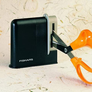 Fiskars Clip-Sharp™ Scissors Sharpener