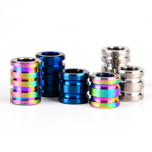 TC4 Titanium Lanyard Bead - Thomas Tools