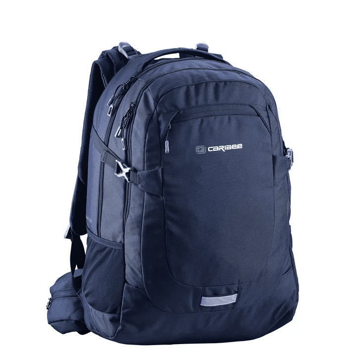 Caribee College 40 X-Tend Laptop Backpack (Navy)