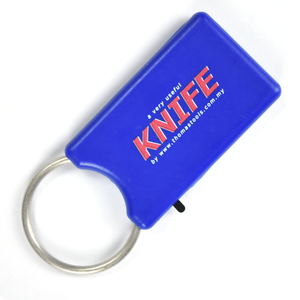 TT Keychain Safety Knife (Spring Loaded) - Thomas Tools