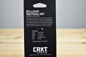 CRKT Williams Defense Key - Thomas Tools