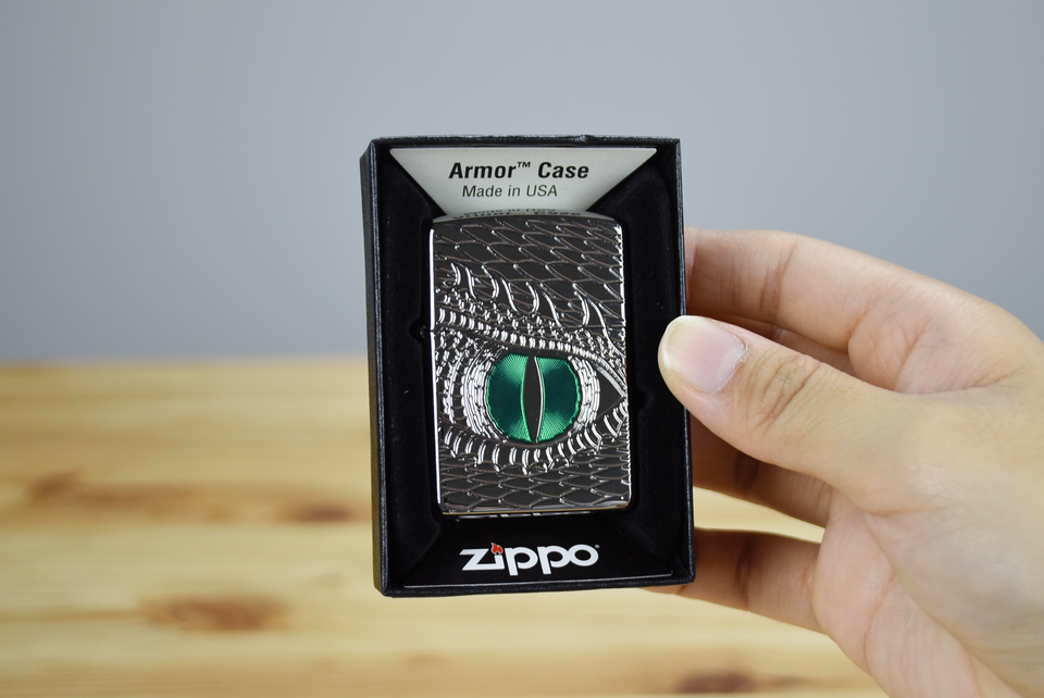 Zippo Armor 28807 Dragon Eye Lighter