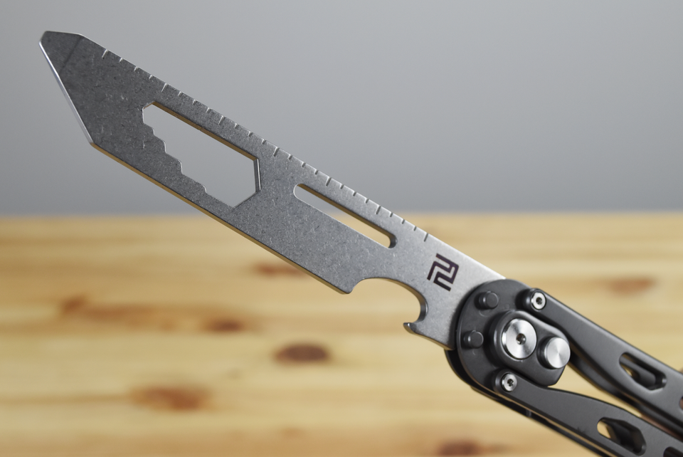 Artisan Cutlery Kinetic Tool (Steel) Multitool