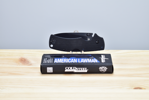 Cold Steel American Lawman (S35VN) - Thomas Tools