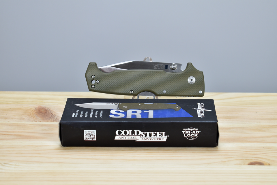 Cold Steel SR1 (S35VN) - Thomas Tools