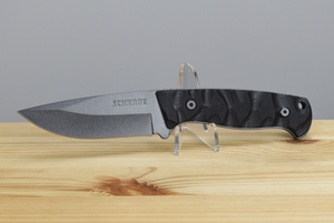 Schrade SCHF59 Full Tang Fixed (Ferro Rod Included)