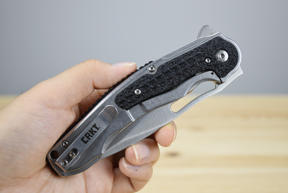 CRKT Carnufex Folding Blade - Thomas Tools