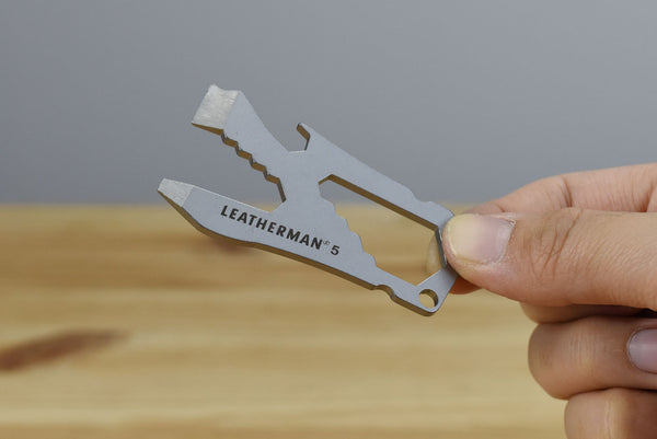Leatherman Accessory By The Numbers #5