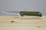 Ruike P121 Hussar Drop Point Folder (2 Versions) - Thomas Tools