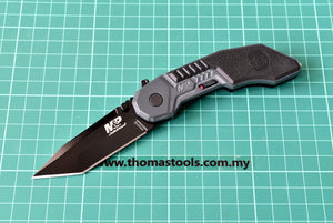 Smith & Wesson M&P M.A.G.I.C. Tanto Folder - Thomas Tools