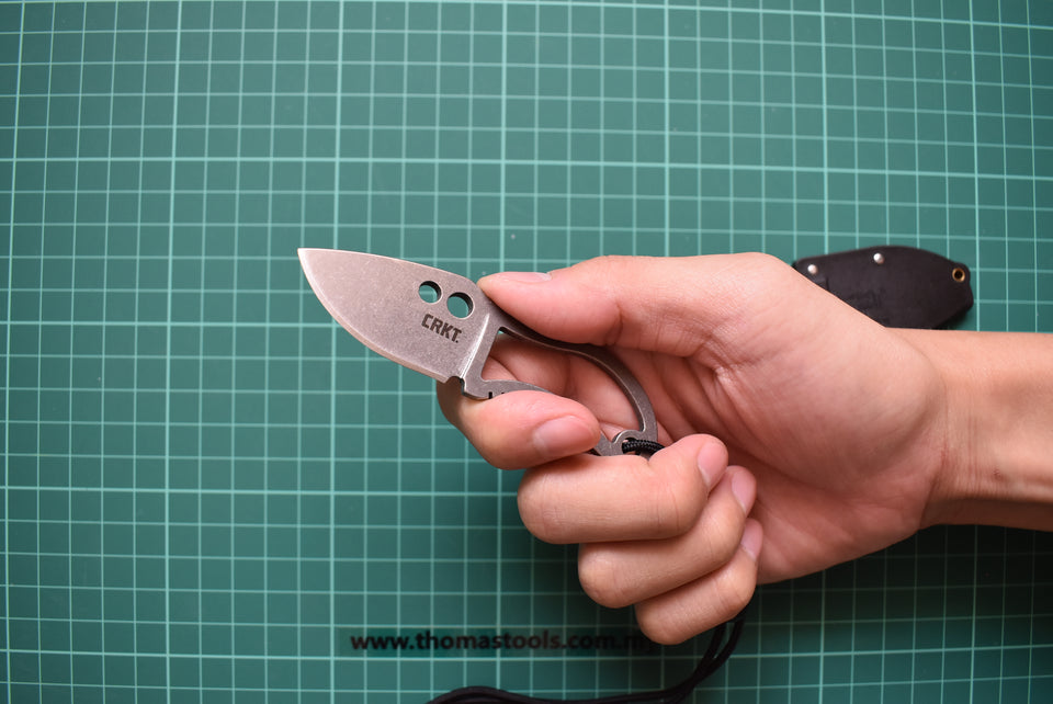 CRKT Ritter Fixed Blade - Thomas Tools