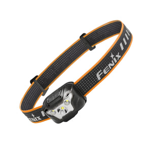 Fenix HL18R-Ink Black USB Rechargeable Headlamp (400 Lumens)