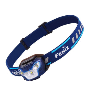 Fenix HL26R USB Rechargeable Trail Running Headlamp (Blue) (450 Lumens)