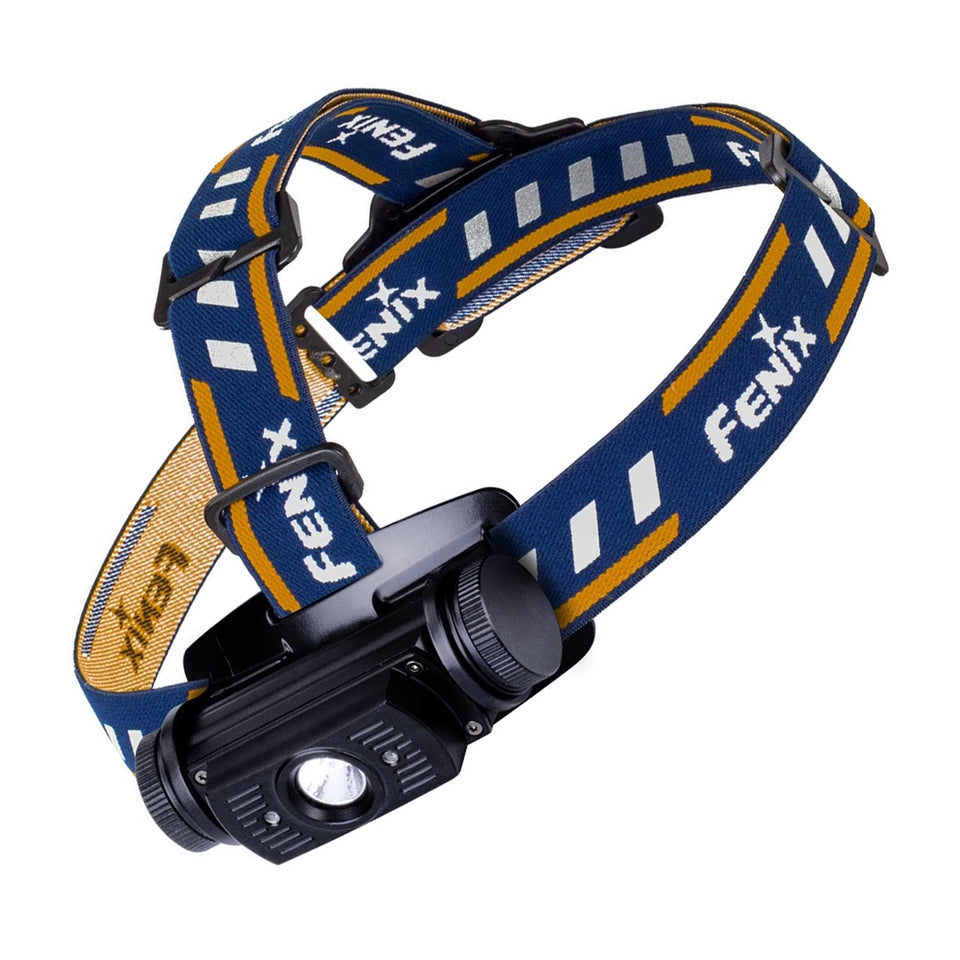 Fenix HL60R XM-L2 T6 USB Rechargeable Neutral White LED Headlamp (Black) (950 Lumens)