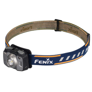 Fenix HL32R USB Rechargeable LED Headlamp (Grey) (600 Lumens)