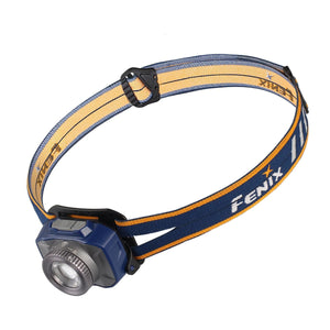 Fenix HL40R Focusable USB Rechargeable LED Headlamp (Blue) (600 Lumens)