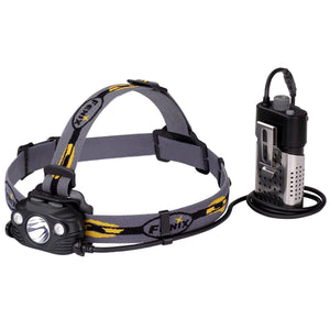 Fenix HP30R USB Rechargeable LED Headlamp (Black) (1750 Lumens)