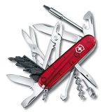 Victorinox CyberTool M Multitool (Red Transparent) - Thomas Tools