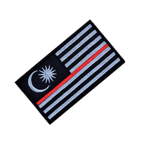 """Thin Red Line"" Tactical Patch - Thomas Tools"