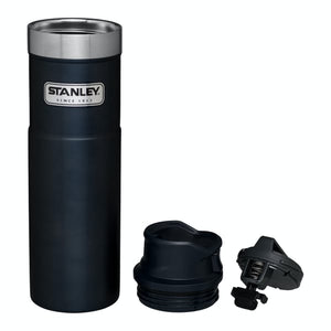 Stanley Adventure 16oz One Hand Vacuum Mug (Matte Black)