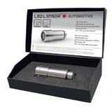 LED Lenser Automotive Torch Silver (80 Lumens) - Thomas Tools