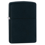 Zippo Matte 218 Classic Black Lighter - Thomas Tools