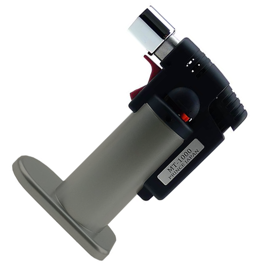 Prince MT1000 Jet Flame Lighter (Nickel) - Thomas Tools
