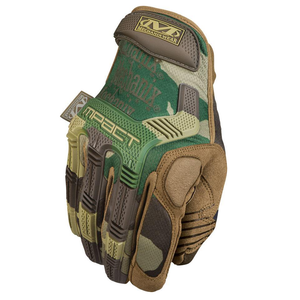 Mechanix M-Pact (Woodland Camo)