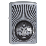 Zippo 29602 Assassin's Creed Street Chrome Lighter - Thomas Tools