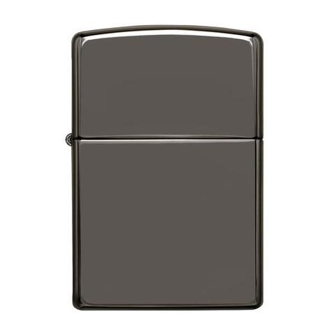 Zippo Color Iced 150 Classic Black Ice Lighter
