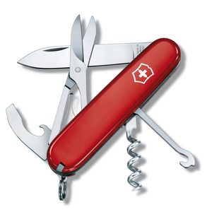 Victorinox Compact Multitool (Red) - Thomas Tools
