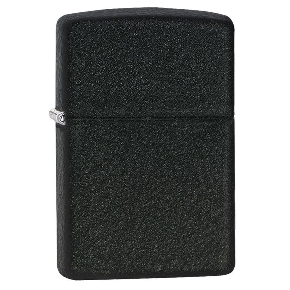 Zippo Black Crackle 236 Classic Lighter - Thomas Tools
