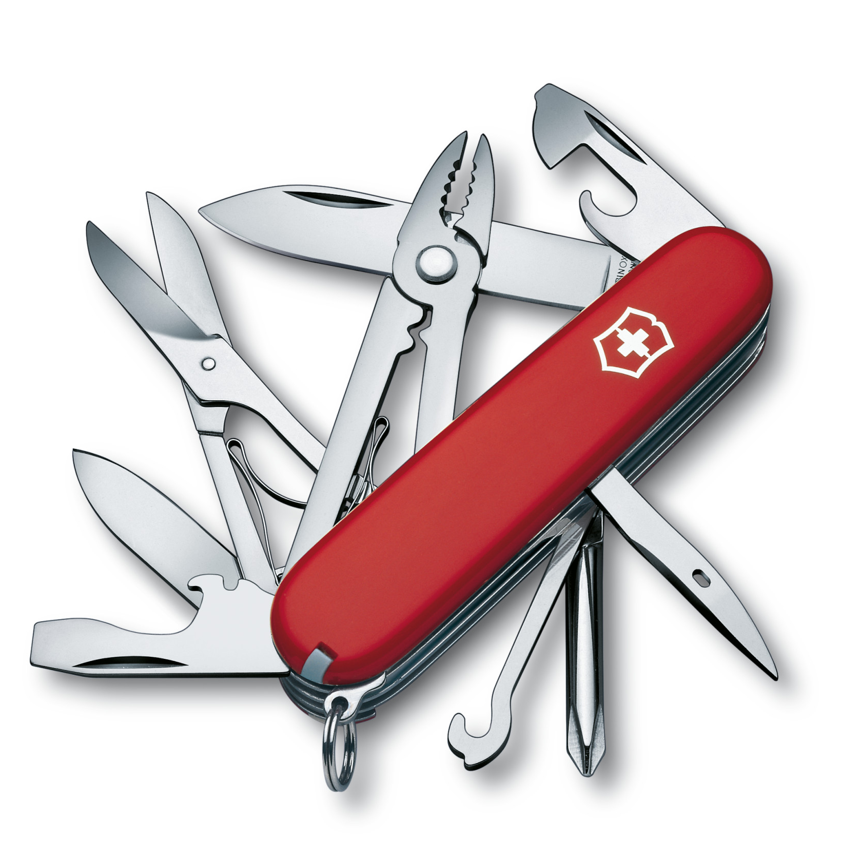 Victorinox Deluxe Tinker Multitool (Red) - Thomas Tools